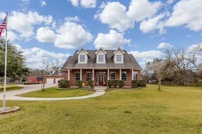 Richmond Single Family Home For Sale: 5110 Willow Way Way