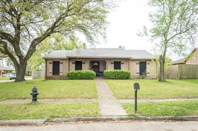 Houston Single Family Home For Sale: 14658 Meyersville Drive