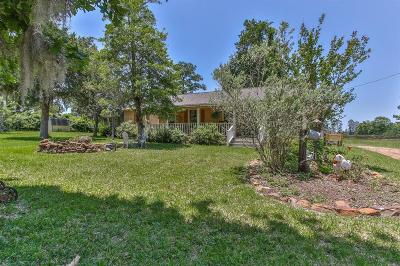 Magnolia Farm & Ranch For Sale: 20502 Forestview Drive