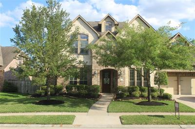 Pearland Single Family Home For Sale: 12406 Garden Field Lane