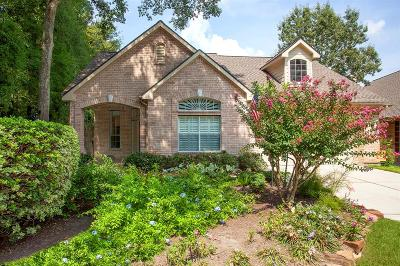 The Woodlands Single Family Home For Sale: 19 Robindale Circle