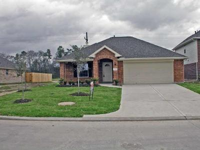 Kingwood TX Single Family Home For Sale: $169,000