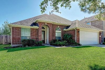 Cinco Ranch Single Family Home For Sale: 5111 Redleaf Forest Lane