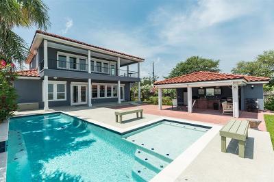 San Leon Single Family Home For Sale: 2322 Seaside