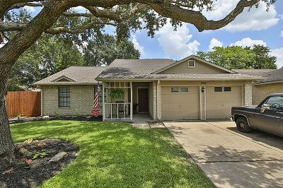Sugar Land Single Family Home For Sale: 1606 Vickery