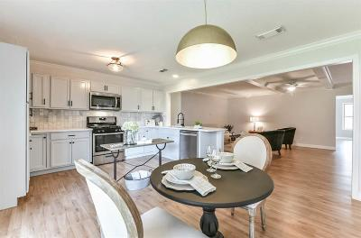 Pearland Single Family Home For Sale: 4815 Scott Road