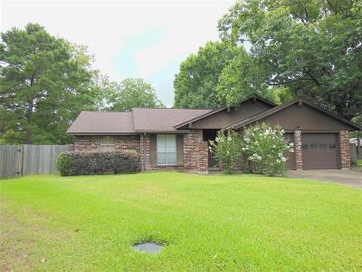 Kingwood TX Single Family Home For Sale: $147,900