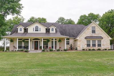 Montgomery Single Family Home For Sale: 22133 Stone Creek Lane