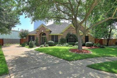 Friendswood Single Family Home For Sale: 1201 Blueberry Lane