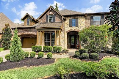 The Woodlands Single Family Home For Sale: 58 S Almondell Circle
