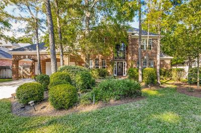 The Woodlands Single Family Home For Sale: 19 Baylark Place