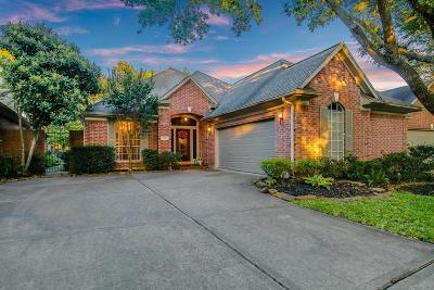 Katy Single Family Home For Sale: 2519 Kittansett Circle