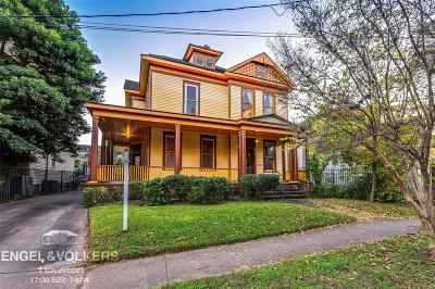 Harris County Single Family Home For Sale: 215 Hawthorne Street