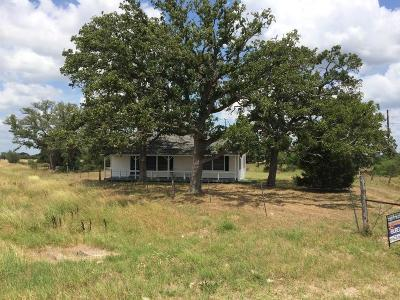 Hallettsville Single Family Home For Sale: Us Hwy 77