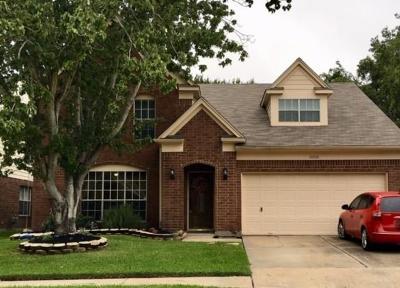 Katy Single Family Home For Sale: 20330 Eagle Nest Falls