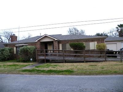 San Leon Single Family Home For Sale: 129 3rd Street