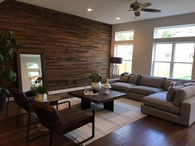 Houston Single Family Home For Sale: 911a W 22nd Street