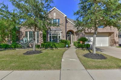 Katy Single Family Home For Sale: 27814 Norfolk Trail Lane