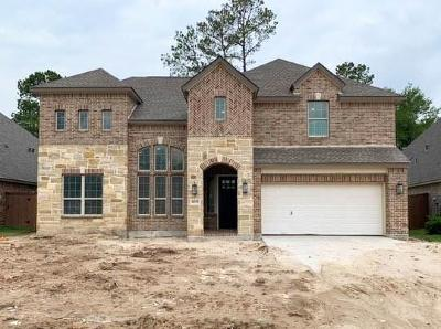Humble Single Family Home For Sale: 16715 West Greater Blue Circle