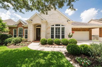 Katy Single Family Home For Sale: 5119 Luke Ridge Lane