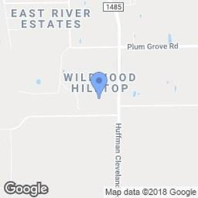 Huffman Residential Lots & Land For Sale: Northwood Country Road Road