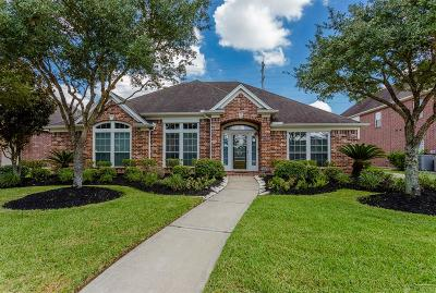 Pearland Single Family Home For Sale: 12309 Broken Creek Lane