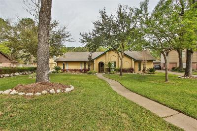Houston Single Family Home For Sale: 1123 Woodfield Lane