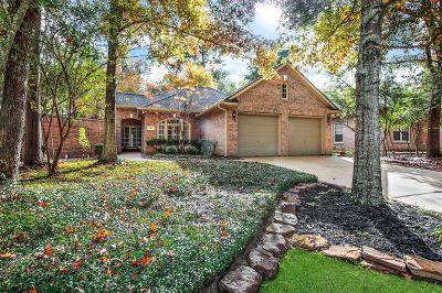 The Woodlands Single Family Home For Sale: 47 Vista Cove Drive