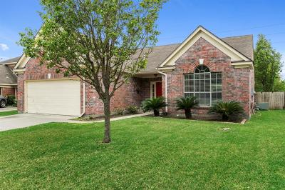 Humble Single Family Home For Sale: 7110 Blanco Pines Drive