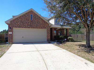 Tomball Single Family Home For Sale: 2026 Scotch Pine Street