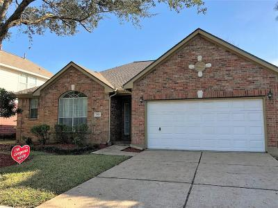 Pearland Single Family Home For Sale: 3826 Canton Drive