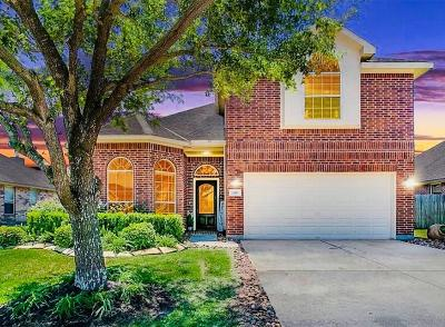 Pearland Single Family Home For Sale: 1910 Oak Shire Drive