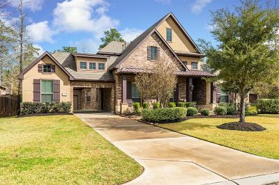 Montgomery Single Family Home For Sale: 123 Monarch Park Drive