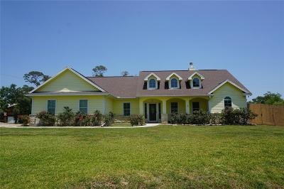 Harris County Single Family Home For Sale: 538 Shore Acres Blvd