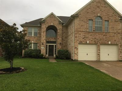 La Porte Single Family Home For Sale: 10315 Apple Tree Circle S