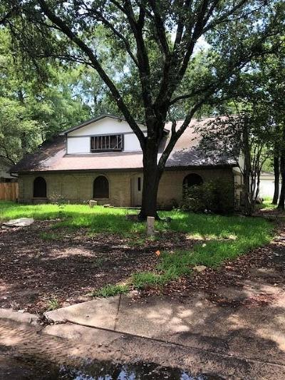 Friendswood Single Family Home For Sale: 135 Cherry Tree Lane