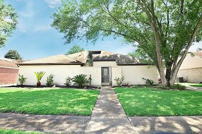 Houston Single Family Home For Sale: 12415 Rockampton Drive