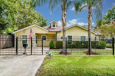Houston Single Family Home For Sale: 6930 Amber Street