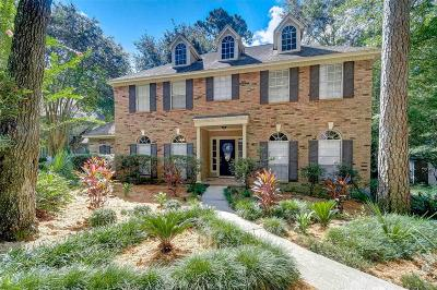 Indian Springs, Woodlands Village Indian Springs Single Family Home For Sale: 15 Cattail Place