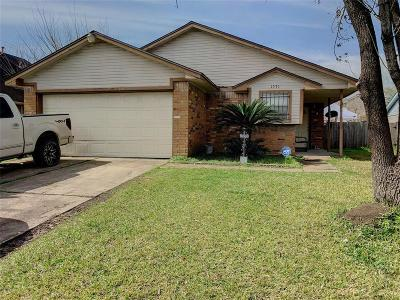 Channelview Single Family Home For Sale: 1531 Ambrosden Lane