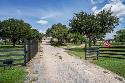 Fort Bend County Single Family Home For Sale: 4218 Penn Lane