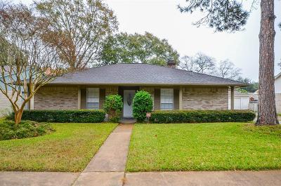 Houston Single Family Home For Sale: 15651 Boulder Oaks Drive
