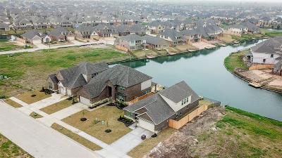 Missouri City Single Family Home For Sale: 2410 Volterra Lake