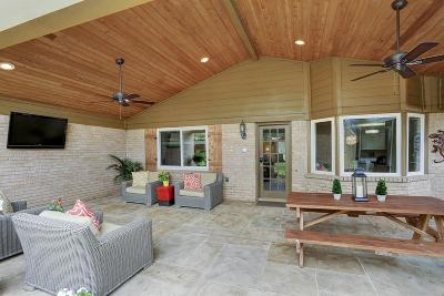 Houston Single Family Home For Sale: 903 Blue Willow