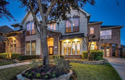 Houston Single Family Home For Sale: 15735 Bellforest Court