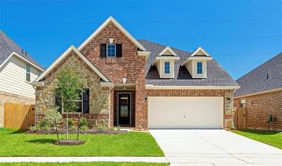 Tomball Single Family Home For Sale: 126 Covington Court