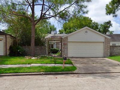 Houston Single Family Home For Sale: 18523 Trail Bend Lane