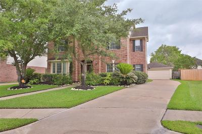 Cinco Ranch Single Family Home For Sale: 23510 Bainford Court
