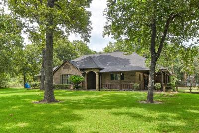 Single Family Home For Sale: 26312 Red Oak Hollow