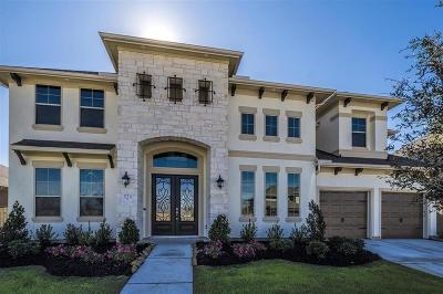Katy Single Family Home For Sale: 27231 Cheshire Edge